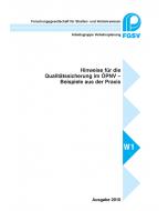 H Qualitätssicherung im ÖPNV - Beispiele