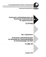 TL/TP-ING Teil 7 Abschnitt 4 (TL BEL-ST)
