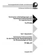 TL/TP-ING Teil 7 Abschnitt 4 (TP BEL-ST)