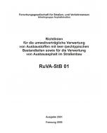 RuVA-StB 01, Fassung 2005