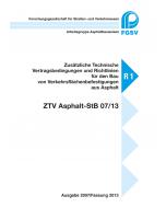 ZTV Asphalt-StB 07/13