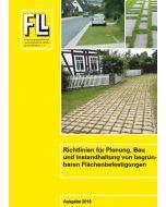 Planung Bau und Instandhaltung Flächenbefestigungen