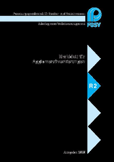 M Agglomeratmarkierungen
