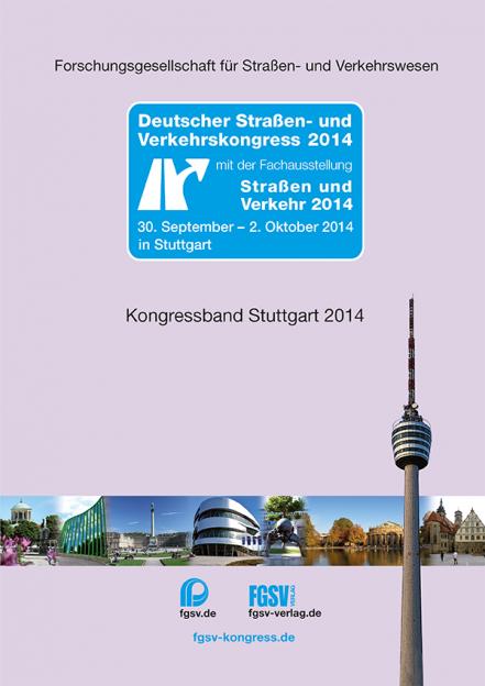 Deutscher Straßen- und Verkehrskongress Stuttgart 2014