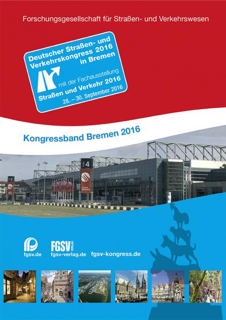 Deutscher Straßen- und Verkehrskongress Bremen 2016