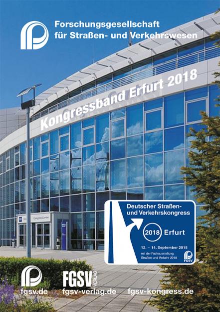 Deutscher Straßen- und Verkehrskongress Erfurt 2018