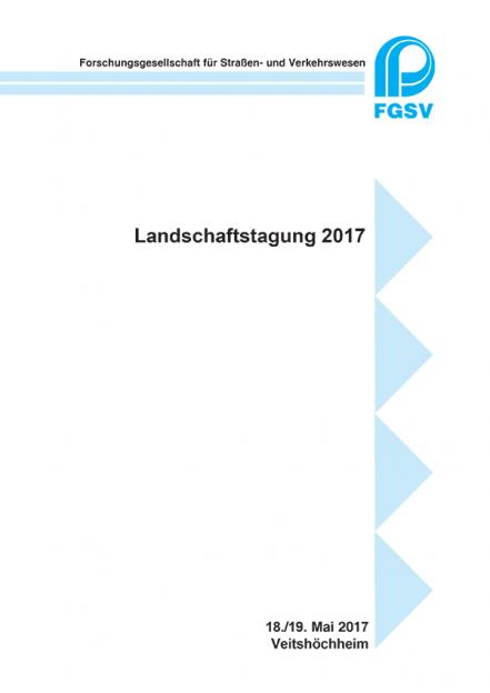 Landschaftstagung 2017