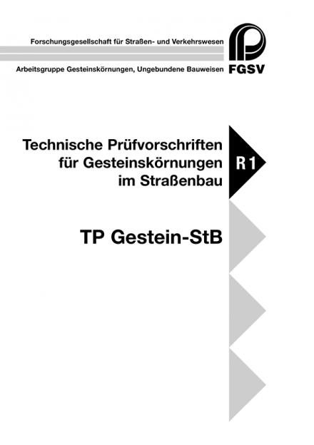 TP Gestein-StB - Lieferung März 2018