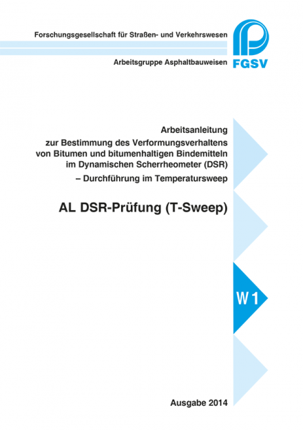 AL DSR-Prüfung (T-Sweep)