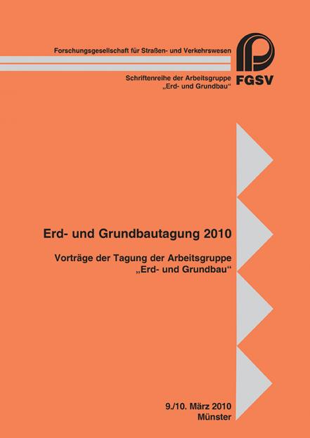 Erd- und Grundbautagung 2010