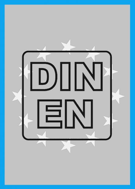 DIN EN 12274-1