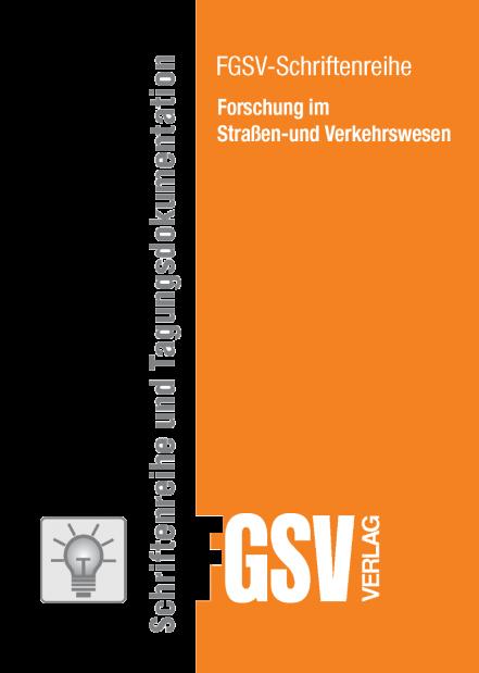 Forschung im Straßen- und Verkehrswesen - Übersicht