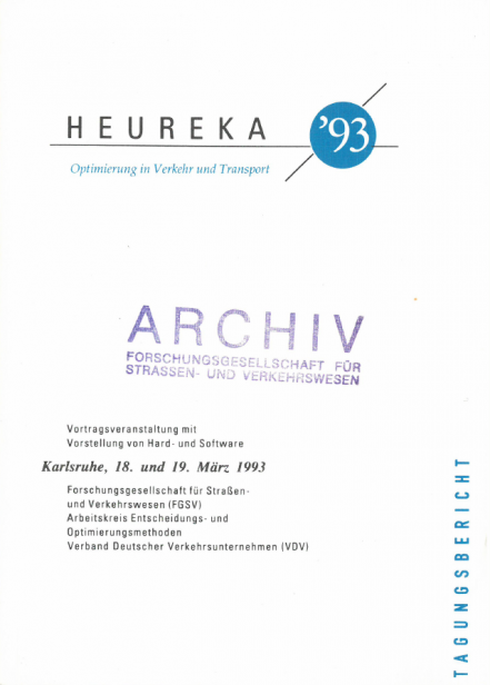 HEUREKA 1993