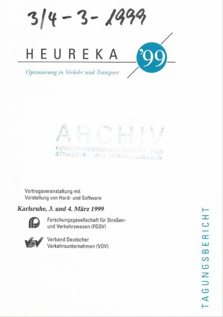 HEUREKA 1999