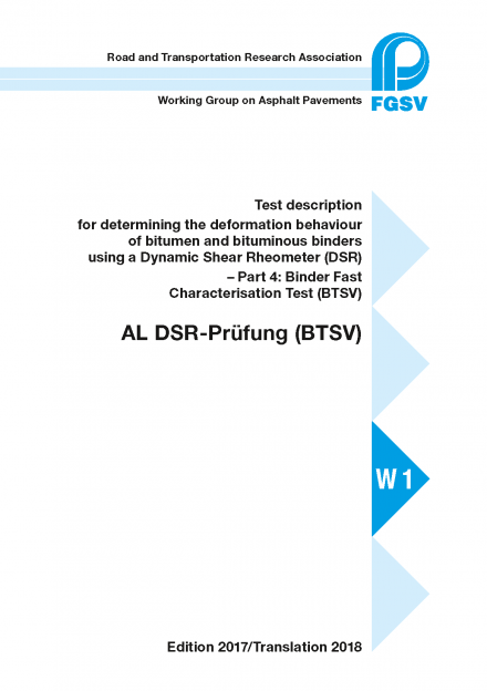 AL DSR-Prüfung (BTSV) Part 4 E
