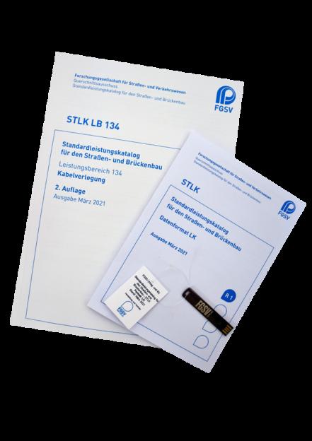 Das Bestellformular für Datenträger des STLK - Ausgabestand: März 2021
