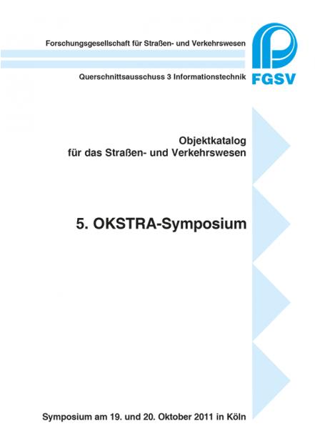 5. OKSTRA-Symposium