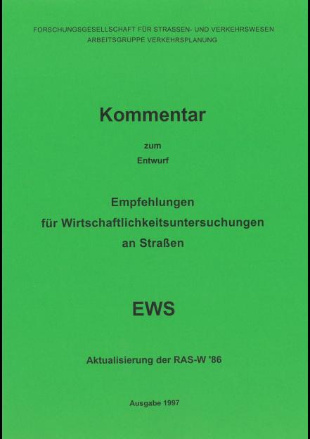 Kommentar zur EWS