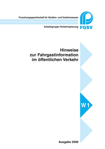 H Fahrgastinformation - ÖV