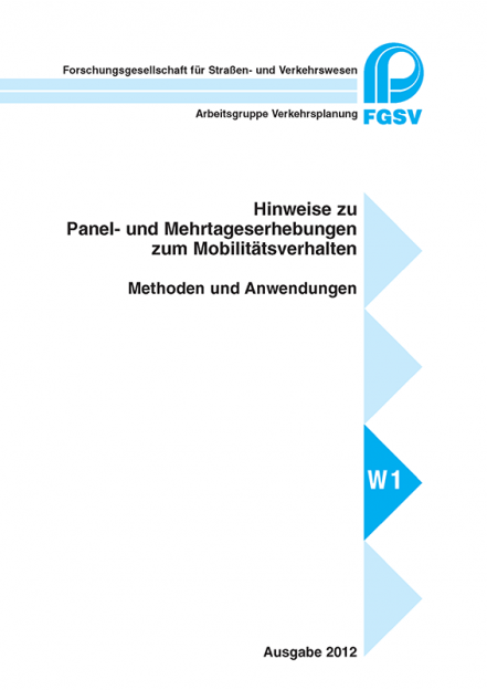 H Panel Mobilitätsverhalten