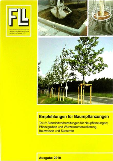 Empfehlungen für Baumpflanzungen - Teil 2