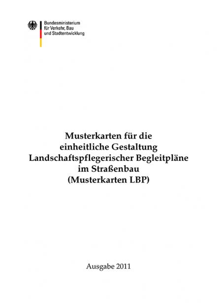 Musterkarten LBP