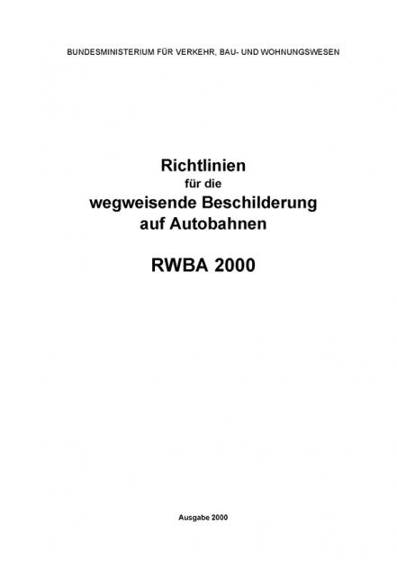 RWBA 2000