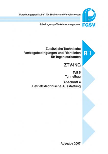ZTV-ING Teil 5 Abschnitt 4