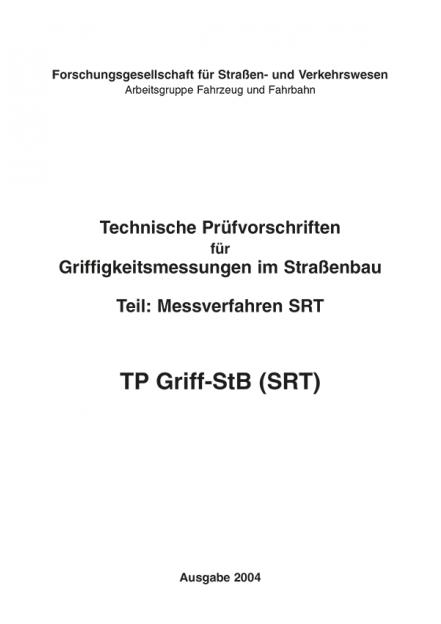 TP Griff-StB (SRT)
