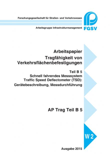 AP Trag B 5: TSD