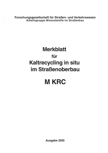 M KRC