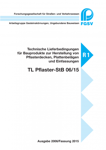 TL Pflaster-StB 06/15