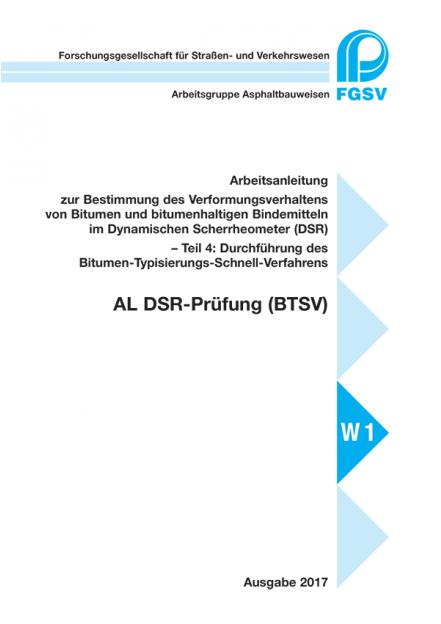 AL DSR-Prüfung (BTSV)