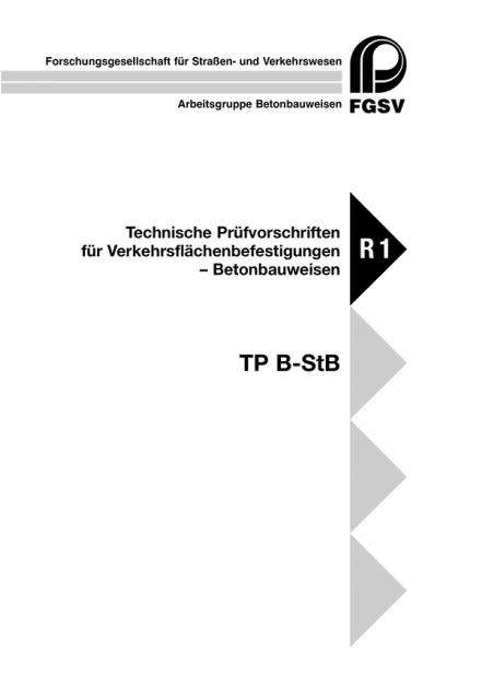 TP B-StB - Lieferung Juni 2018