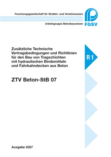 ZTV Beton-StB 07