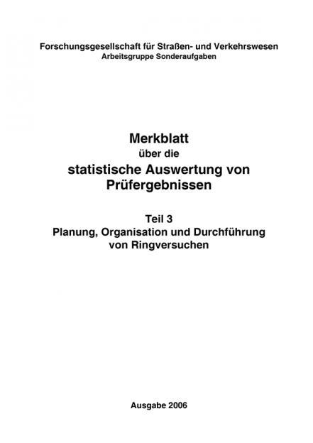 M Statistische Auswertung Teil 3