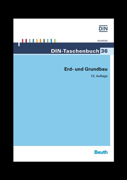 DIN-Taschenbuch 36