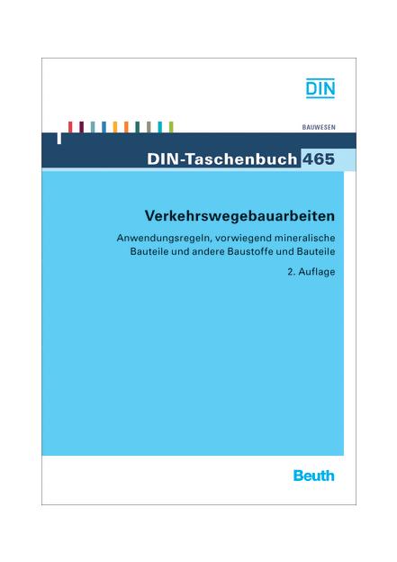 DIN-Taschenbuch 465