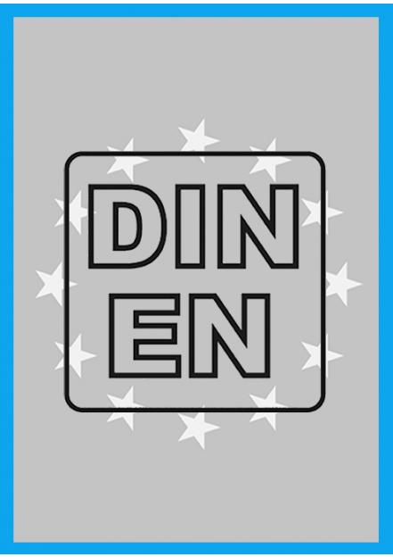 DIN EN 13075-1