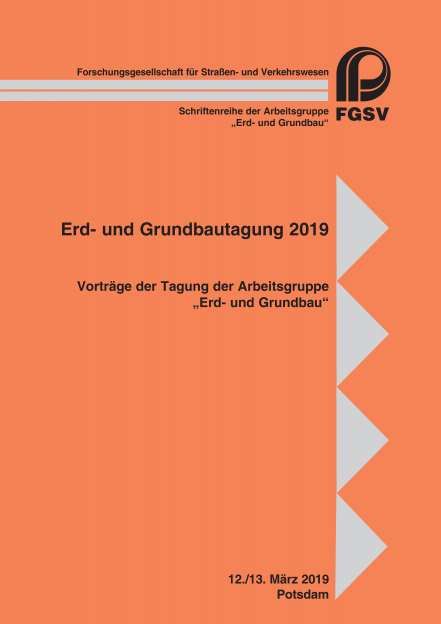Erd- und Grundbautagung 2019