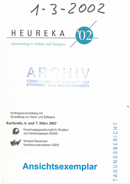HEUREKA 2002
