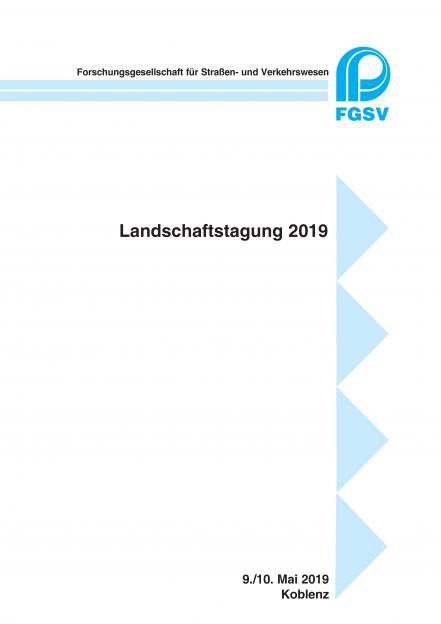 Landschaftstagung 2019