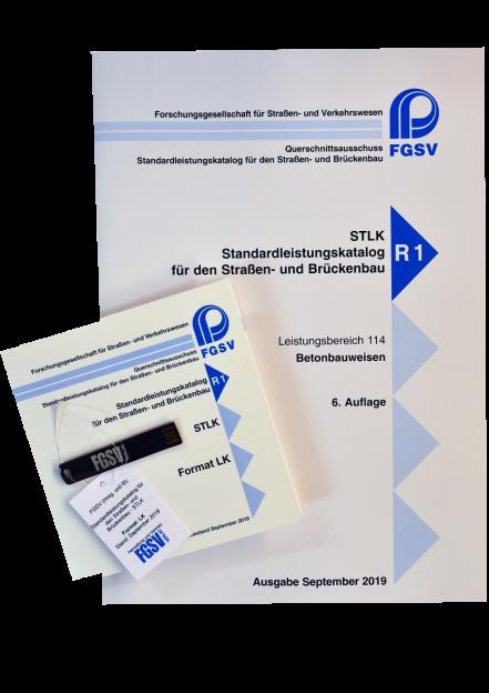 Das Bestellformular für Datenträger des STLK - Ausgabestand: September 2019